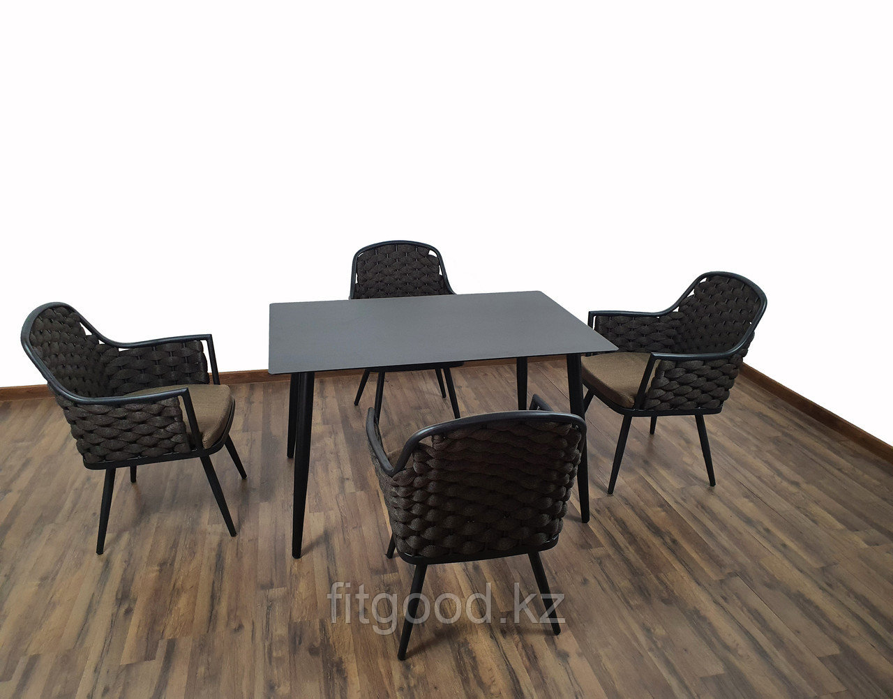 "Комплект мебели обеденный ""Копенгаген"" (4 кресла +стол)"
