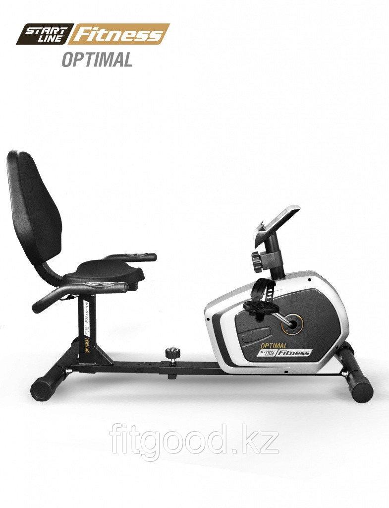 Велотренажер горизонтальный Optimal SLF