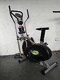 Эллиптический тренажер OrbiTrack (Черный+Серый), фото 4