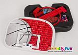Детская баскетбольная стойка складная 116 см в чемодане арт., фото 4