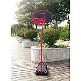 Баскетбольная стойка M018, фото 3