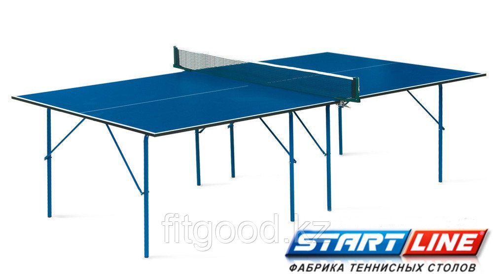 Теннисный стол Start Line Hobby Light (с сеткой)