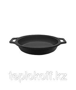 Сковорода чугунная Везувий, диаметр 380 мм