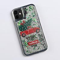 Чехол - шейкер для телефона iPhone 11 «Чудеса», 7,6 х 15,1 см