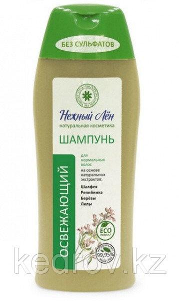 Шампунь ОСВЕЖАЮЩИЙ для нормальных волос 250 мл (Компас здоровья)