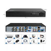 Видеорегистратор AHD 2808 - 8 каналов