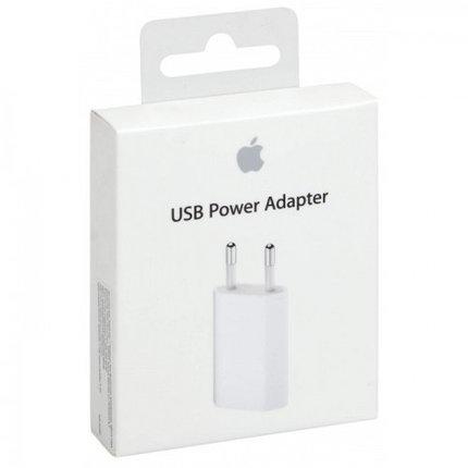 Зарядное устройство USB Power Adapter 5W iphone, фото 2