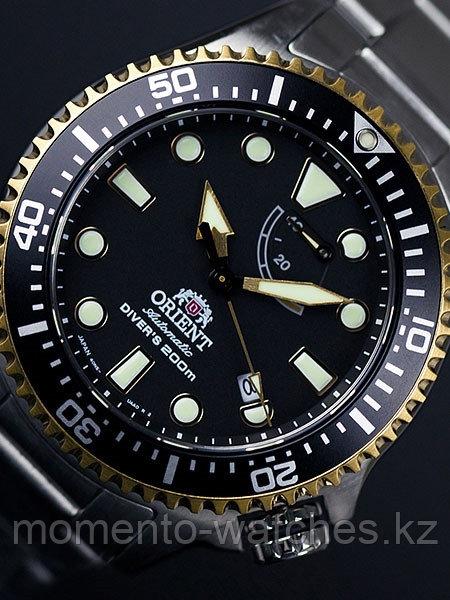 Мужские часы Orient Diver Triton Gold RA-EL0003B00A