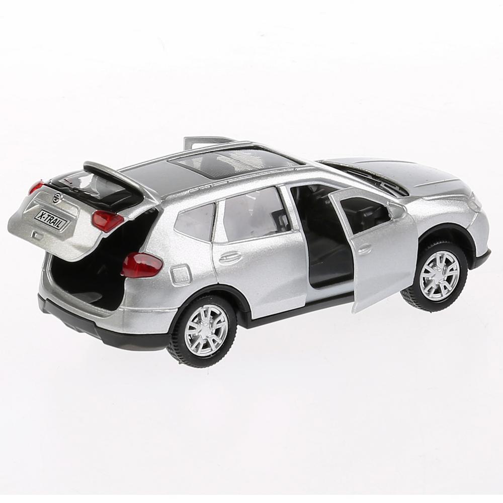 Машинка Nissan X-Trail 12 см, Технопарк - фото 3