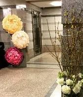 Оформление офисов и reception на 8 марта