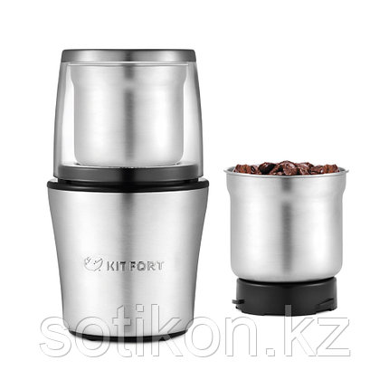 Кофемолка Kitfort KT-1329, фото 2