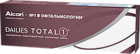 Контактные линзы Dailies Total 1 day от Alcon