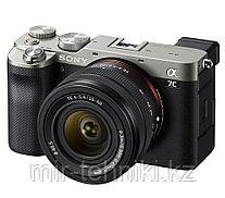 Фотокамера Sony Alpha A7C Kit FE 28-60mm f/4-5.6 (Silver)