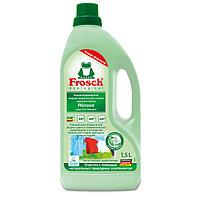 Жидкое средство для стирки цветного белья Яблоко 1500мл Frosch