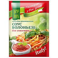 Смесь для приготовления соуса болоньезе для спагетти 30г PreMix