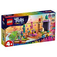 LEGO: Приключение на плоту в Кантри-тауне Trolls 41253