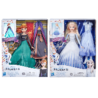 Frozen: ИГРУШКА КУКЛА ХОЛОДНОЕ СЕРДЦЕ 2 КОРОЛЕВСКИЙ НАРЯД