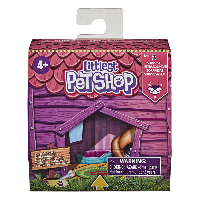Littlest Pet Shop: Игр. Набор Уютный домик для петов
