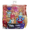 Trolls Игровой набор Тролли 4 фигурки в упаковке