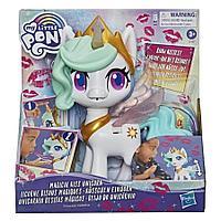Интерактивная игрушка My Little Pony Волшебный поцелуй Принцесса Силестия с сюрпризами E9107, фото 1