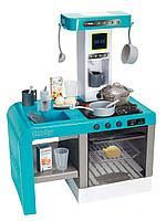 Детская электронная кухня Tefal Cheftronic, кипение, свет, звук Smoby, фото 1