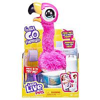 Интерактивная игрушка Фламинго Шербет Gotta Go Flamingo Little Live Pets, фото 1