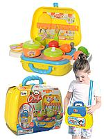 Pituso Игровой набор КУХНЯ в чемоданчике 25*10*19, фото 1