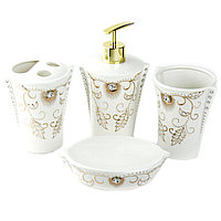 """Керамический набор для ванной комнаты """"Мила"""""""