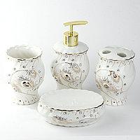 """Керамический набор для ванной комнаты """"Аделла"""""""