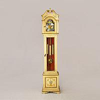 Напольные часы. Часовая мастерская Franz Hermle & Sohne. Германия. 1977 год.
