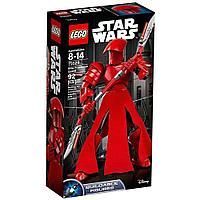 LEGO Constraction Star Wars Элитный преторианский страж 75529, фото 1