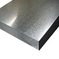 Оцинкованный стальной лист 4 мм