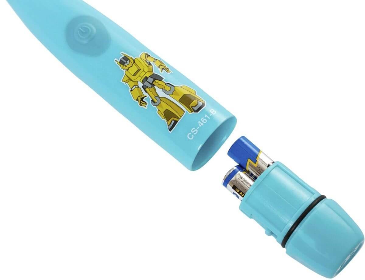 Электрическая зубная щетка CS Medica CS-461-B, бирюзовый
