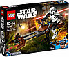 LEGO 75532 Constraction Star Wars Штурмовик-разведчик на спидере