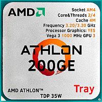 Athlon 200GE oem/tray (YD200GC6M2OFB)