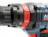 Аккумуляторная ударная дрель-шуруповерт Alteco CID 0415 (CID 2110.1), 21V, фото 9