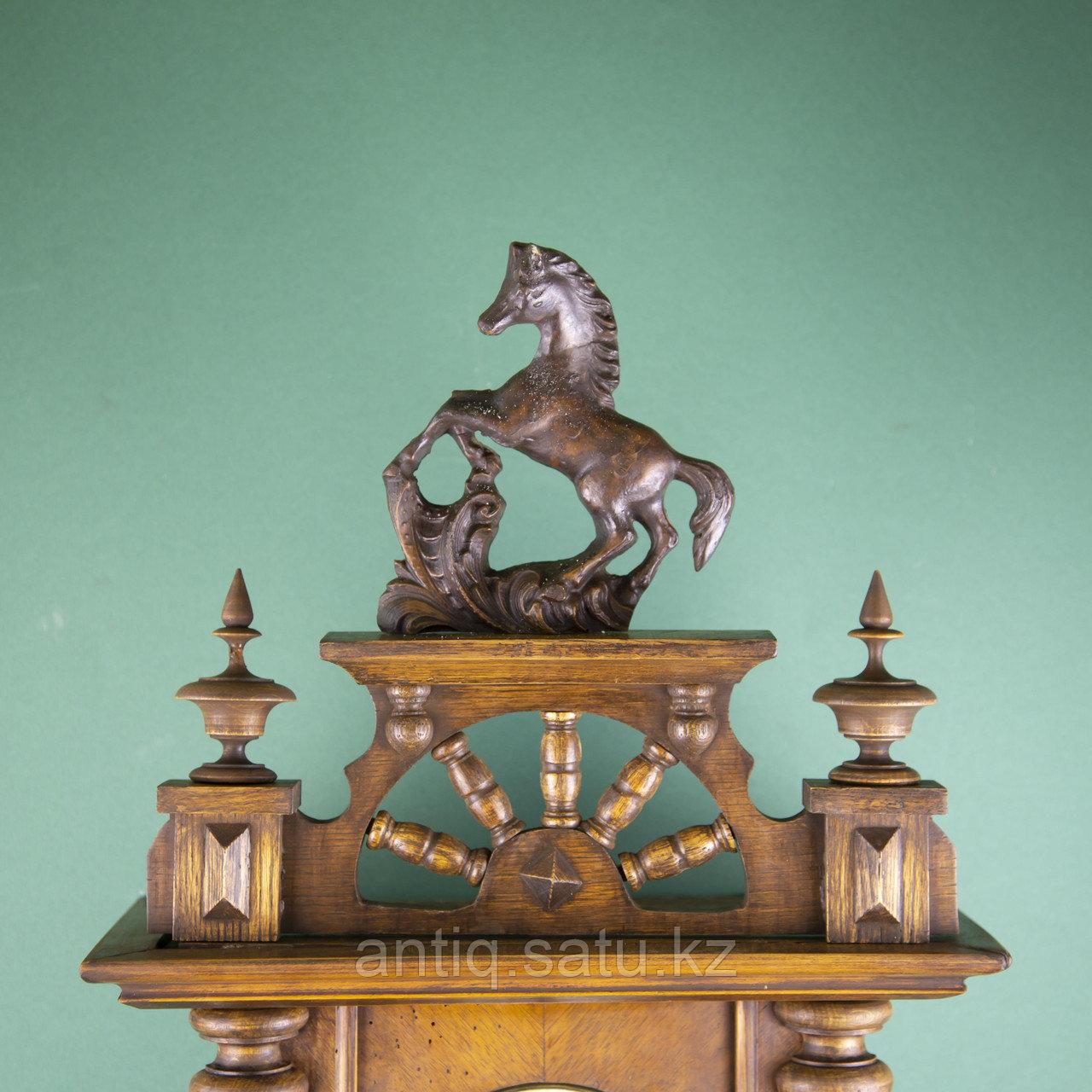 Настенные часы Часовая мастерская Franz Hermle & Sohne - фото 2