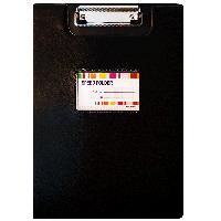 Папка планшет с вкладышем для визитки