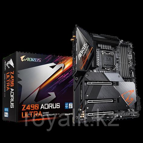 Материнская плата Gigabyte Z490 Aorus Ultra LGA1200, фото 2