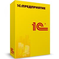 1С:Предприятие 8 ПРОФ. Клиентская лицензия на 5 рабочих мест (USB)