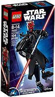 LEGO 75537 Constraction Star Wars Дарт Мол, фото 1