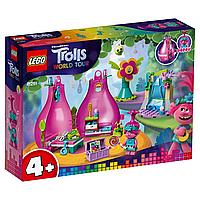 LEGO 41251 Trolls Домик-бутон Розочки, фото 1