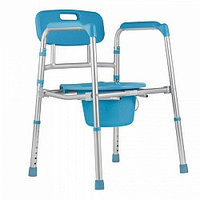"""Кресло-стул инвалидное с санитарным оснащением """"Ortonica"""" TU 5 (складной)"""