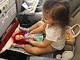 Гамак для самолета мини коты, фото 6