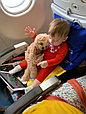 Гамак для самолета мини коты, фото 7