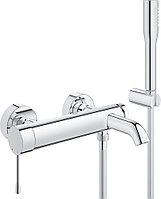 Смеситель Grohe Essence New 33628001 для ванны с душем