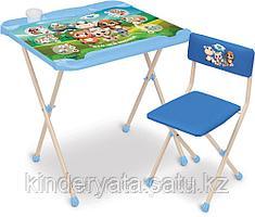 НИКА Набор детской мебели Кто чей малыш?