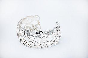 Браслет серебро Орнамент, фото 2