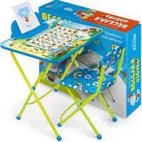 НИКА Набор детской мебели Веселая азбука