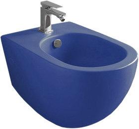 Биде подвесное ArtCeram File 2.0 FLB001 blu zaffiro